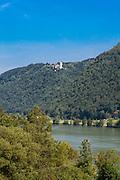 Burg Marsbach an der Donau bei Engelhartszell, Oberösterreich, Österreich | castle Marsbach near Engelhartszell, Danube, Austria