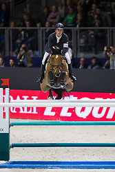 Brash Scott (GBR) - Ursula XII<br /> Longines FEI World Cup™ Jumping Final 2013/2014<br /> Lyon 2014<br /> © Dirk Caremans