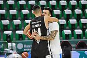 DESCRIZIONE : Beko Legabasket Serie A 2015- 2016 Dinamo Banco di Sardegna Sassari - Obiettivo Lavoro Virtus Bologna<br /> GIOCATORE : Valerio Mazzola Brian Sacchetti<br /> CATEGORIA : Before Pregame Ritratto Fair Play<br /> EVENTO : Beko Legabasket Serie A 2015-2016<br /> GARA : Dinamo Banco di Sardegna Sassari - Obiettivo Lavoro Virtus Bologna<br /> DATA : 06/03/2016<br /> SPORT : Pallacanestro <br /> AUTORE : Agenzia Ciamillo-Castoria/C.Atzori