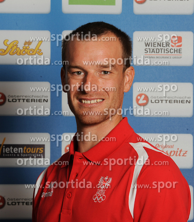 17.07.2016, Hotel Mariott, Wien, AUT, Olympia, Rio 2016, Einkleidung OeOC, im Bild Delle-Karth Nico (Segeln) // during the outfitting of the Austrian National Olympic Committee for Rio 2016 at the Hotel Mariott in Wien, Austria on 2016/07/17. EXPA Pictures © 2016, PhotoCredit: EXPA/ Erich Spiess