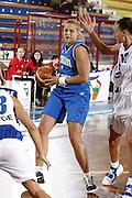 DESCRIZIONE : Porto San Giorgio Torneo Internazionale Basket Femminile Italia Serbia<br /> GIOCATORE : Roberta Meneghel<br /> SQUADRA : Nazionale Italia Donne<br /> EVENTO : Porto San Giorgio Torneo Internazionale Basket Femminile<br /> GARA : Italia Serbia<br /> DATA : 29/05/2009 <br /> CATEGORIA : palleggio<br /> SPORT : Pallacanestro <br /> AUTORE : Agenzia Ciamillo-Castoria/E.Castoria