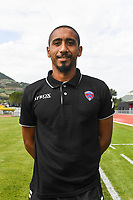 Jonathan Iglesias of Clermont during the friendly match between Montpellier Herault and Clermont foot on July 19, 2017 in Millau, France. (Photo by Philippe Le Brech/Icon Sport)