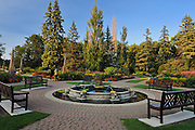 English Gardens. Assiniboine Park<br /> Winnipeg<br /> Manitoba<br /> Canada