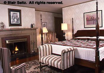Donegal Mills Plantation, Scots-Irish, Mt. Joy, Lancaster County PA, guest room