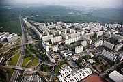 Meudon, département des Hauts-de-Seine (92), résidence du parc, link to highway.