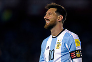 Argentina vs. Venezuela - 2018 FIFA World Cup Qualifier