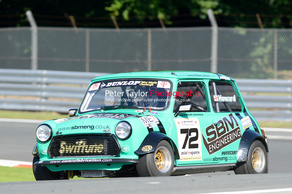 #72 Robert Howard Mini Miglia