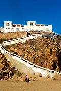 Imin Tourga beach, Mirleft, Southern Morocco, 2016-05-28.