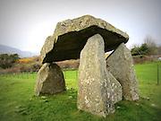 Ballykeel Dolmen, Camlough. co.Armagh – c.4000 b.c  2500 b.c,