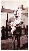 Frank Olszewski, 9 Months, 1947. (Stan Olszewski/SOSKIphoto)