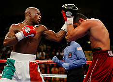 May 5, 2007: Floyd Mayweather Jr. vs Oscar De La Hoya