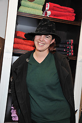 VICTORIA AITKEN at the launch party for the Vicomte A boutique in London at 113 King's Road, London SW3 on 13th December 2012.
