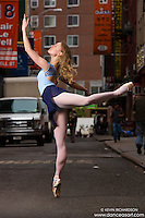 Chinatown Ballerina- Dance As Art The New York Photography Project