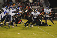 Water Valley vs. Independence in high school football action in Independence, Miss. on Friday, August 19, 2011. Water Valley won 42-0.