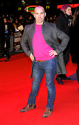 Louie Spence during the Flight UK film premiere, Empire Leicester Square, London, United Kingdom, January 17, 2013. Photo by i-Images.