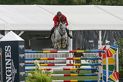 Meroni Martina, SUI, Esqydo<br /> FEI Nations Cup - Roeser 2017<br /> © Hippo Foto - Dirk Caremans<br /> 30/06/17