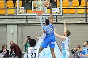 DESCRIZIONE : Final Eight Coppa Italia 2015 Desio Quarti di Finale Banco di Sardegna Sassari vs Vagoli Basket Cremona<br /> GIOCATORE : Kadji Kenneth <br /> CATEGORIA :Schiacciata Controcampo<br /> SQUADRA : Banco di Sardegna Sassari<br /> EVENTO : Final Eight Coppa Italia 2015 Desio <br /> GARA : Banco di Sardegna Sassari vs Vagoli Basket Cremona<br /> DATA : 20/02/2015 <br /> SPORT : Pallacanestro <br /> AUTORE : Agenzia Ciamillo-Castoria/I.Mancini