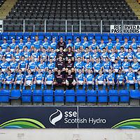 St Johnstone FC Academy 2016