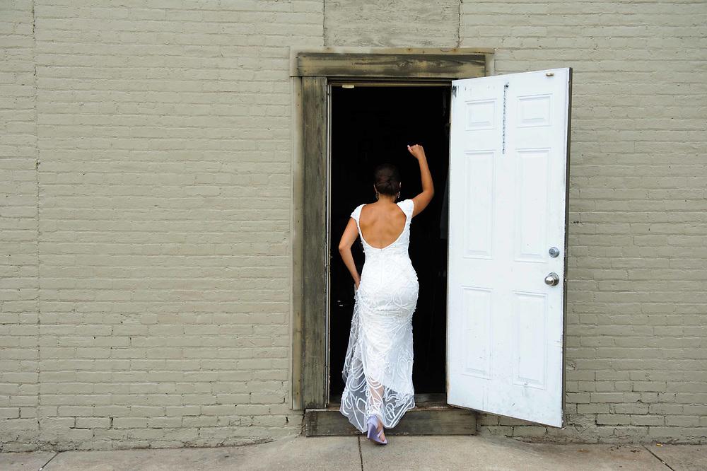 Ashley & Jeff's wedding in Chillicothe, Ohio.