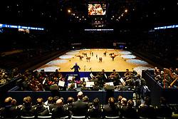 Show Cadre Noire de Saumur<br /> LONGINES FEI World Cup™ Finals Paris 2018<br /> © Hippo Foto - Stefan Lafrentz<br /> 13/04/2018