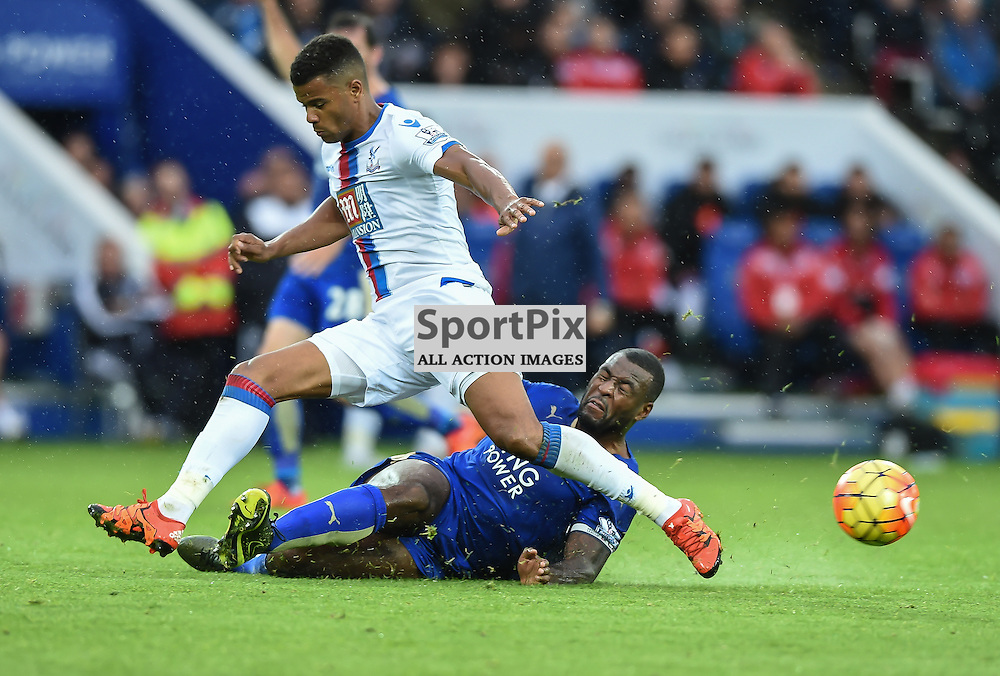 Wes Morhan slides in to tackle Frazier Campbell(c) Simon Kimber | SportPix.org.uk
