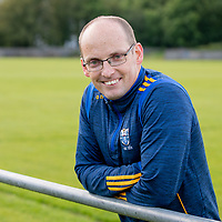 Clare Minor Hurling Strength and Conditioning coach Keith Hennessy