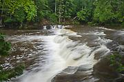 Lower Tahquamenon Falls, Tahquamenon Falls  State Park, Upper Peninsula Michigan