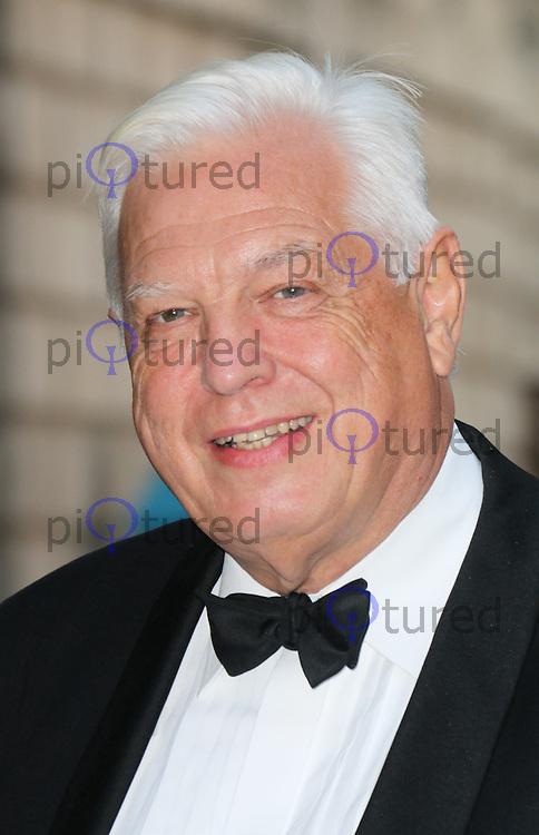 John Simpson, Dot Com Children's Foundation Strictly Ballroom - charity dinner, The Mansion House, London UK, 16 September 2014, Photo by Richard Goldschmidt