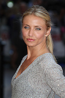 Cameron Diaz Knight and Day UK Premiere, held at the Odeon Cinema, Leicester Square, London, UK, 22 July 2010: For piQtured Sales contact: Ian@Piqtured.com +44(0)791 626 2580 (Picture by Richard Goldschmidt/Piqtured)