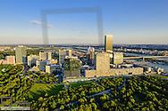 Austria, Vienna, Danube City, DC-Tower