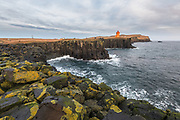 Grimsey in north Iceland