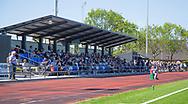 FODBOLD: Der var mange tilskuere til kampen i Danmarksserien mellem Herlev Fodbold og Jægersborg Boldklub den 17. juni 2017 i Herlev Park. Foto: Claus Birch