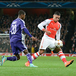 Arsenal v Anderlecht | Champions League | 4 November 2014