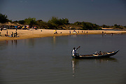 Januaria_MG, Brasil...Rio Sao Francisco, o rio da integracao nacional. ..The Sao Francisco river, It is an important river for Brazil, called the river of national integration...Foto: LEO DRUMOND / NITRO