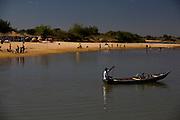 Januaria_MG, Brasil...Rio Sao Francisco, o rio da integracao nacional. ..The Sao Francisco river, It is an important river for Brazil, called the river of national integration...Foto: LEO DRUMOND / NITRO