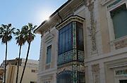 Jugendstil Villa Angerer, Sanremo, Riviera, Ligurien, Italien | Art Nouveau Villa Angerer, Sanremo, Riviera, Liguria, Italy