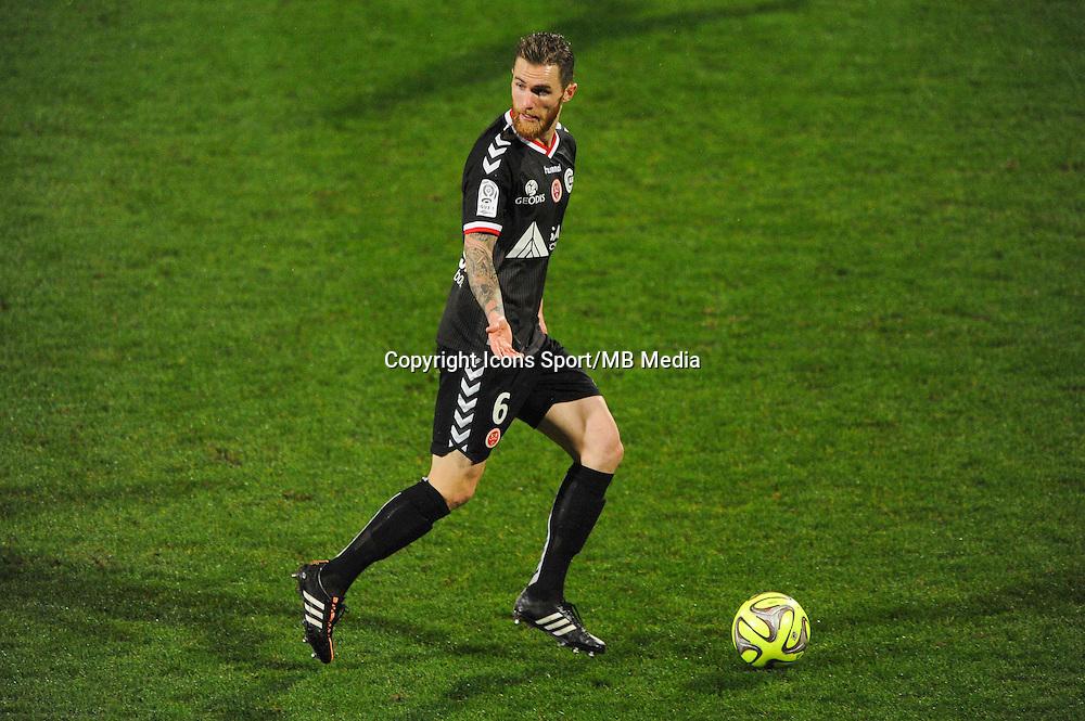 Antoine DEVAUX  - 04.12.2014 - Lyon / Reims - 16eme journee de Ligue 1  <br /> Photo : Jean Paul Thomas / Icon Sport
