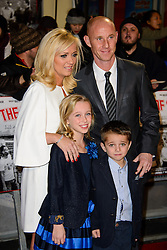 Nicky Butt attends The World Premiere of 'The Class of 92'. Odeon West End, London, United Kingdom. Sunday, 1st December 2013. Picture by Chris Joseph / i-Images