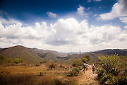 La Culebra Hierve el Agua MTB Ride and Hike