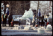 03: WINTER CARNIVAL ICE & SNOW SCULPTURES