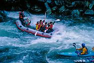 Rafting, Hudson River, NY