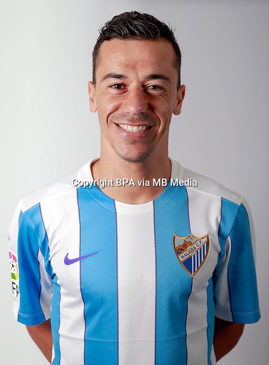 Spain - Liga BBVA 2015-2016 / <br /> ( Malaga C.F. ) - <br /> Fabio Ricardo Gomes Fonseca