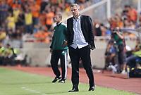 Fotball<br /> 02.08.2012<br /> Kvalifisering UEFA Europa League<br /> APOEL v Aalesund<br /> Foto: Cytanet/Digitalsport<br /> NORWAY ONLY<br /> <br /> Kjetil Rekdal - trener AAFK