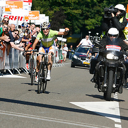 Brainwash Ladiestour Bune-Berg en Terblijt Marianne Vos wins final stage