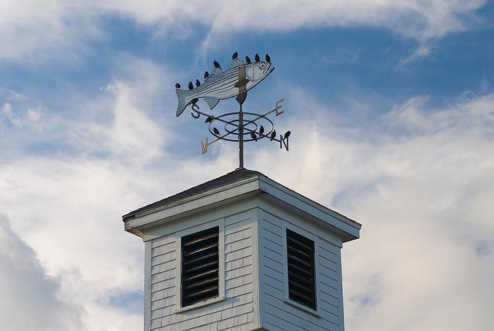 Massachusetts, Cuttyhunk Island, Methodist Church