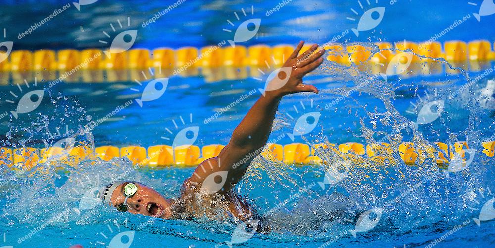 PONSELE Aurora Italy ITA<br /> 1500 freestyle women<br /> 27th Summer Universiade <br /> 5 - 17 July 2013 Kazan Tatarstan Russia<br /> Day 08 Swimming heats<br /> Photo G. Scala/Insidefoto/Deepbluemedia.eu