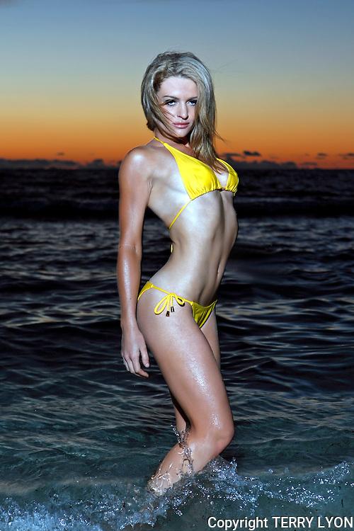 Vanessa Cottesloe sunset shoot, Terry Lyon Photography , Terry Lyon Photography