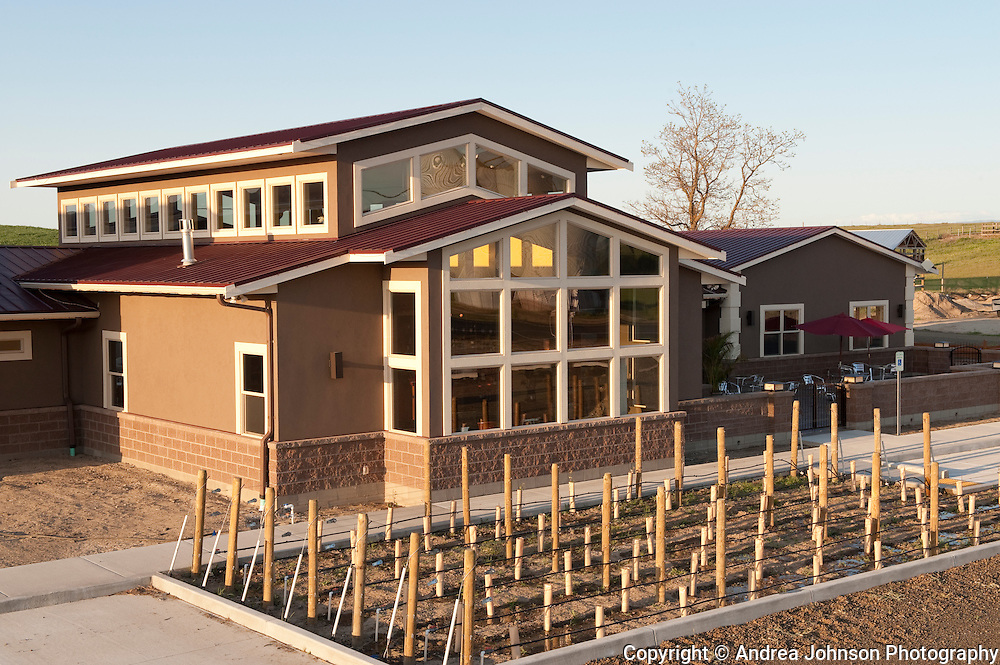 Cougar Crest Winery, Walla Walla, Eastern Washington