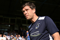 Bristol Rovers manager Darrell Clarke - Mandatory by-line: Richard Calver/JMP - 05/05/2018 - FOOTBALL - Roots Hall - Southend-on-Sea, England - Southend United v Bristol Rovers - Sky Bet League One