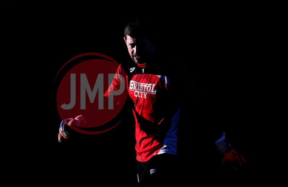 Frank Fielding of Bristol City - Mandatory by-line: Robbie Stephenson/JMP - 05/01/2017 - FOOTBALL - Bristol City Training Ground - Bristol, England - Bristol City Training